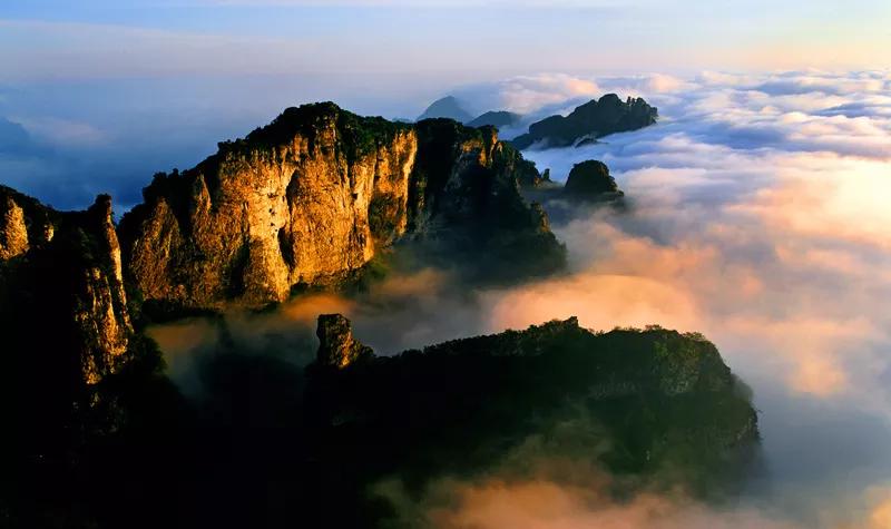 晋城 • 王莽岭
